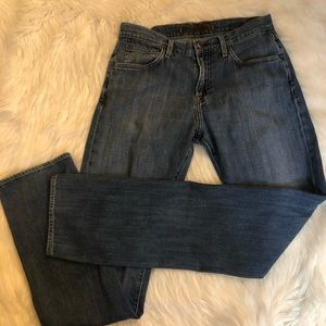 Agave Waterman jeans relaxed fit 30x34 medium wash
